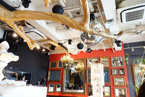 渋谷でランチならここ! cafe × Lounge MICRO COSMOSがリーズナブル!