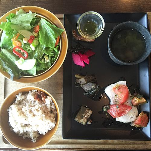 渋谷でオーガニックフードを楽しむならdaylight kitchen