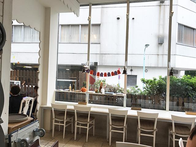 渋谷 オシャレカフェ 女子ウケ抜群なSILKREAM