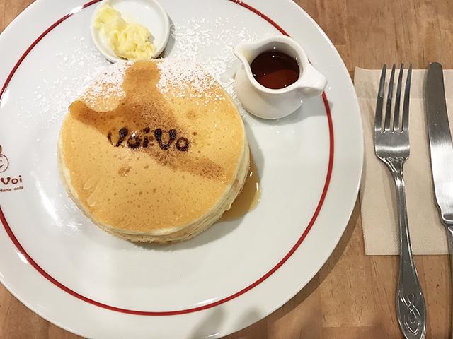 三軒茶屋 ふわふわパンケーキ♡パンケーキママカフェVoiVoi