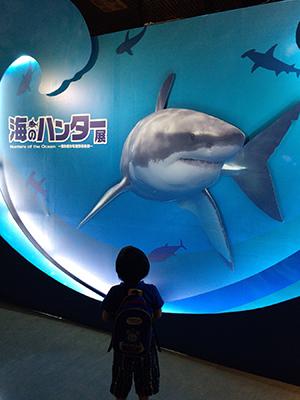 3歳児と国立科学博物館へ行ってみた