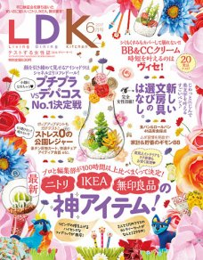 雑誌LDKのアイテム紹介が超役立つ!