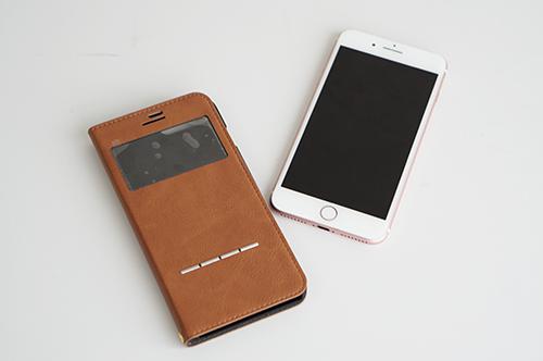 オシャレで手帳型iPhoneケースCERTA FLIPが高性能でびっくり