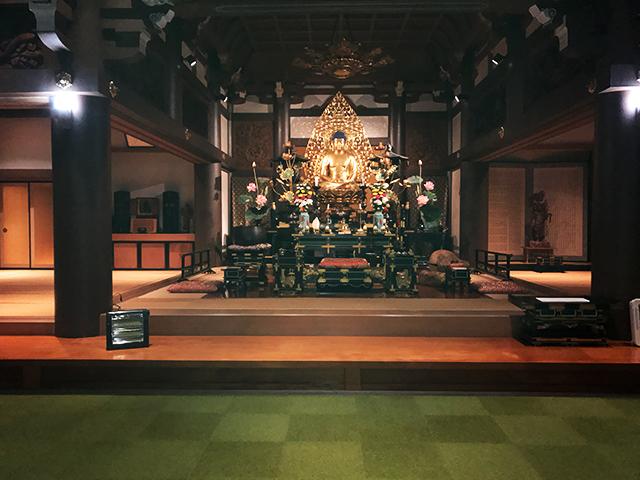 目黒区の円融寺で座禅・ヨガ・アールユヴェーダを体験した話