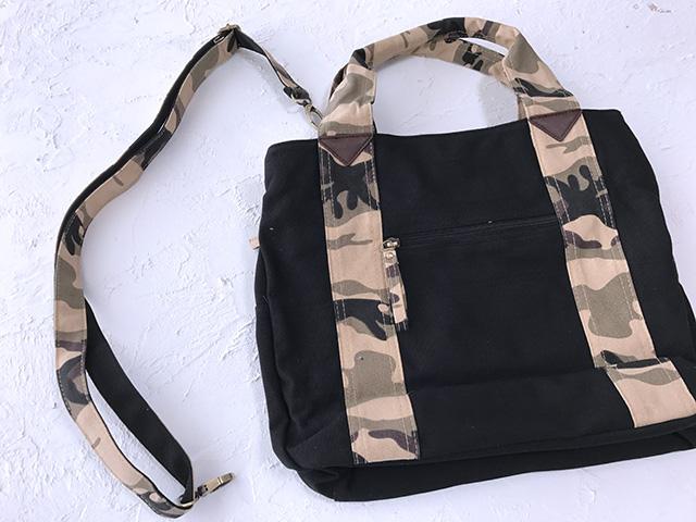 収納力抜群!秋冬に使えそうなバッグを購入したよ