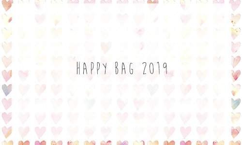 2019年福袋の予約情報