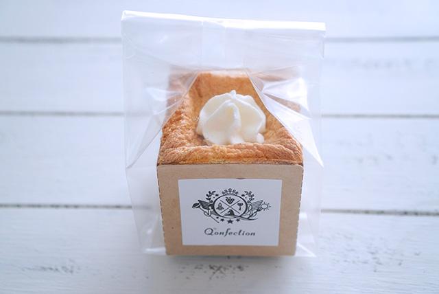 ソイリズムクリームシフォンケーキ梱包