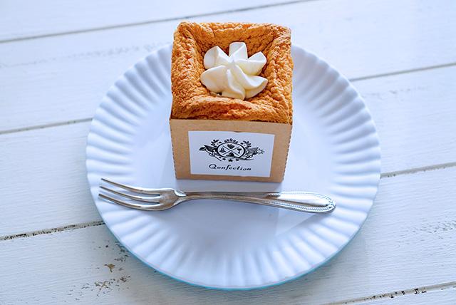 ソイリズムクリームシフォンケーキ
