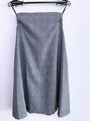 Rcawaiiで届いた服。AG by aquagirl グレンチェックスカート