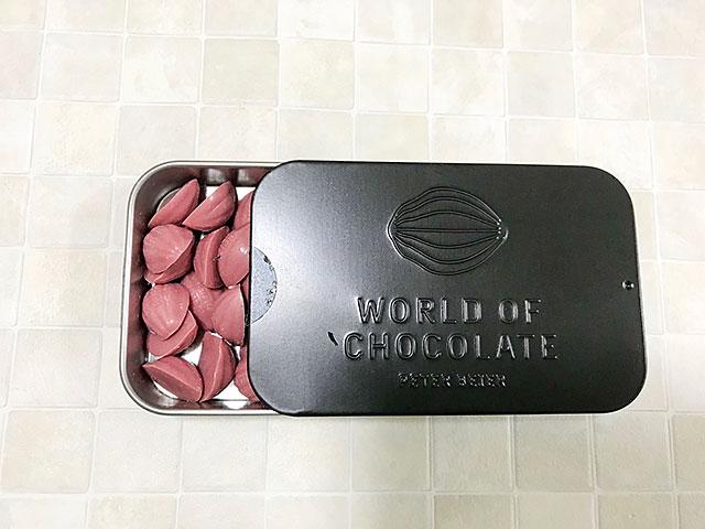 ワールドオブチョコレート RUBY