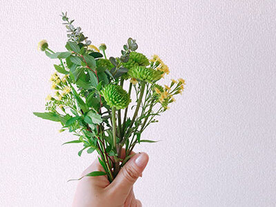 花のクオリティが高い!お花が無料で届くFLOWERアプリをお試し!