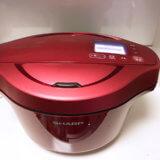シャープのホットクック KN-HW24C-Rを購入して2か月。自動調理が楽すぎる
