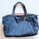 通勤バッグにおすすめ!収納力半端ないフェリシモ ことりっぷコラボの軽量バッグ
